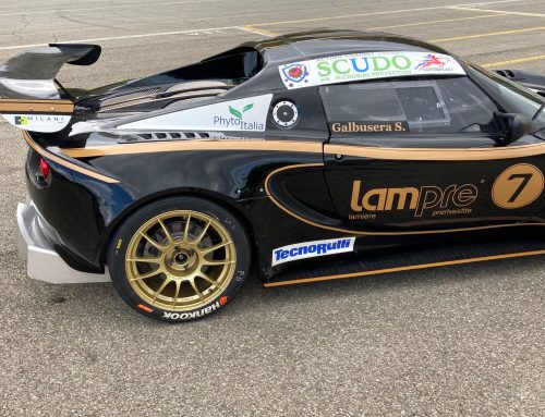 Collaboration with Tac Motorsport Team